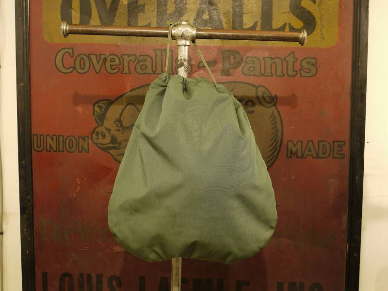 "00734be057 商品紹介 » 50 s ""U.S. AIR FORCE"" HELMET BAG - Suntrap"